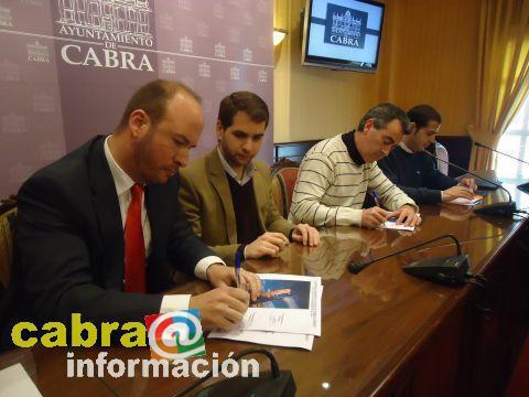 David Canovas Exposito y Ayuntamiento de Cabra Cordoba