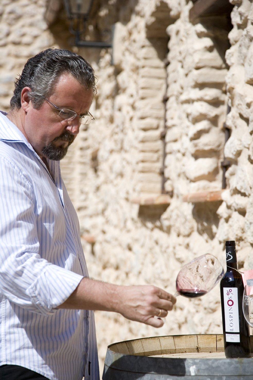 Jose Antonio Ferri - Gerente de Bodegas Los Pinos