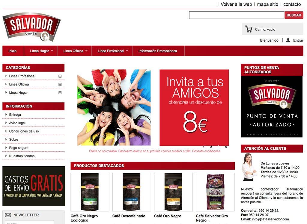 diseño tiendas online Alicante